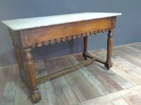 French Wood Patisserie  Table